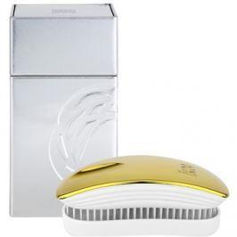 ikoo Metallic Pocket hajkefe Soleil White