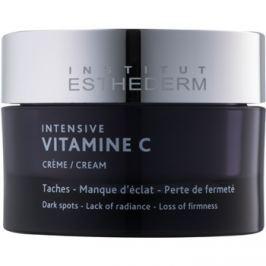 Institut Esthederm Intensive Vitamine C intenzív ápolás a bőr hyperpigmentációja ellen C vitamin  50 ml