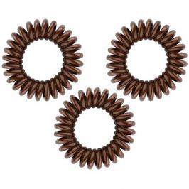 InvisiBobble Original hajgumi 3 db Pretzel Brown