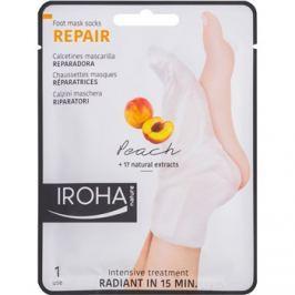 Iroha Repair Peach maszk lábakra