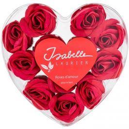 Isabelle Laurier Roses fürdő rózsaszappanok  12 x 4 g
