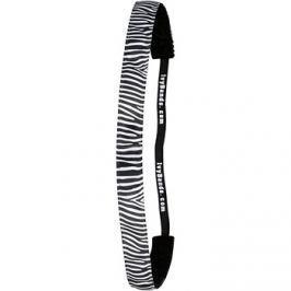 Ivybands Patterns csúszásgátló hajpánt Zebra Fitness