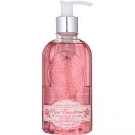 Jeanne en Provence Captivating Rose folyékony szappan pumpás  300 ml