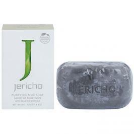 Jericho Body Care szappan fekete iszappal  125 g