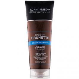 John Frieda Brilliant Brunette Colour Protecting hidratáló sampon  250 ml