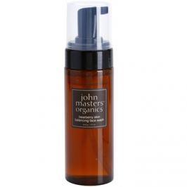 John Masters Organics Oily to Combination Skin tisztító hab a faggyútermelés szabályozására  177 ml
