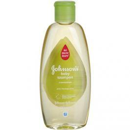 Johnson's Baby Wash and Bath sampon a világos és csillogó hajért kamillával  200 ml