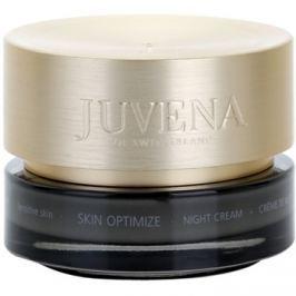 Juvena Skin Optimize éjszakai krém az érzékeny arcbőrre  50 ml