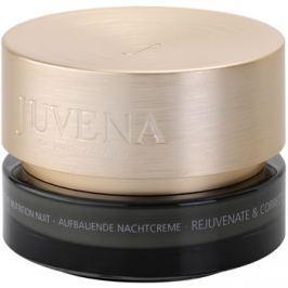 Juvena Skin Rejuvenate Nourishing éjszakai ránctalanító krém normál és száraz bőrre  50 ml