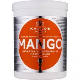 Kallos KJMN erősítő maszk mangó olajjal  1000 ml