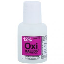 Kallos Oxi peroxid krém 12% professzionális használatra  60 ml