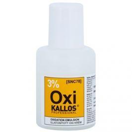 Kallos Oxi peroxid krém 3% professzionális használatra  60 ml