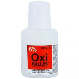Kallos Oxi peroxid krém 6% professzionális használatra  60 ml