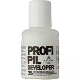 Kallos Profipil aktivizáló emulzió szempilla- és szemöldök festékhez  60 ml