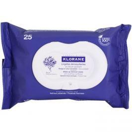 Klorane Yeux Sensibles sminklemosó kendő  25 db