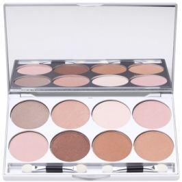 Kryolan Basic Eyes paletta szemhéjpúder 8 szín tükörrel és aplikátorral árnyalat Essence 24 g