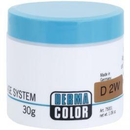 Kryolan Dermacolor Camouflage System Krémes alapozó és korrektor egyben árnyalat D 2W  30 g