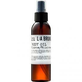 L:A Bruket Body testápoló olaj vadrózsával  120 ml