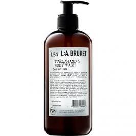 L:A Bruket Body folyékony szappan muskátlival a kezekre és a testre  450 ml