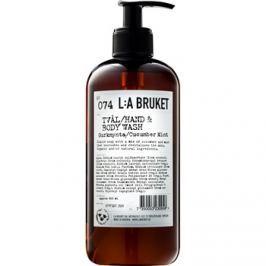 L:A Bruket Body folyékony szappan uborka kivonattal  450 ml