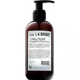 L:A Bruket Body folyékony szappan bergamottal és pacsulival a kezekre és a testre  250 ml