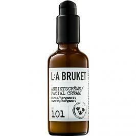 L:A Bruket Face tápláló hidratáló krém sárgarépa kivonattal  50 ml