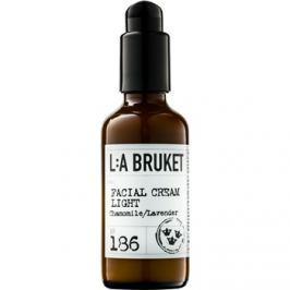 L:A Bruket Face gyengéd arckrém levendulával és kamillával  50 ml