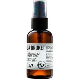 L:A Bruket Shave olaj szakállra és bajuszra  60 ml