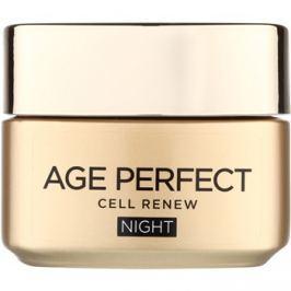 L'Oréal Paris Age Perfect Cell Renew éjszakai krém a bőrsejtek megújulásáért  50 ml