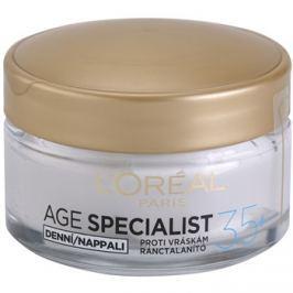 L'Oréal Paris Age Specialist 35+ nappali krém a ráncok ellen  50 ml