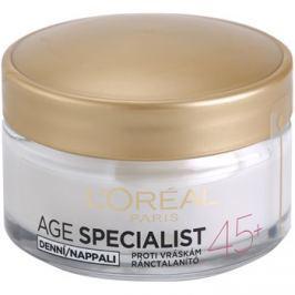 L'Oréal Paris Age Specialist 45+ nappali krém a ráncok ellen  50 ml