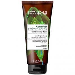L'Oréal Paris Botanicals Strength Cure balzsam meggyengült hajra Coriander 200 ml