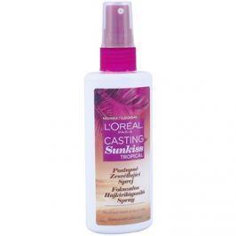 L'Oréal Paris Casting Sunkiss Tropical világosító spray természetes hajra  125 ml