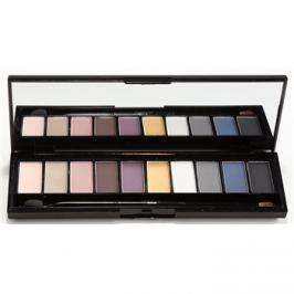 L'Oréal Paris Color Riche La Palette Ombrée szemhéjfesték paletták tükörrel és aplikátorral  7 g