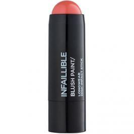 L'Oréal Paris Infallible Paint Chubby krémes arcpirosító árnyalat Pinkabilly 7 g