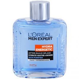 L'Oréal Paris Men Expert Hydra Energetic borotválkozás utáni arcvíz Skin Purifier 100 ml
