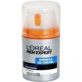 L'Oréal Paris Men Expert Wrinkle De-Crease ránctalanító szérum uraknak  50 ml