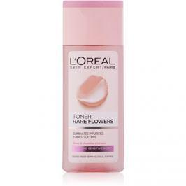 L'Oréal Paris Precious Flowers bőrtisztító víz az érzékeny száraz bőrre  200 ml