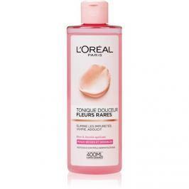 L'Oréal Paris Precious Flowers bőrtisztító víz száraz és érzékeny bőrre  400 ml