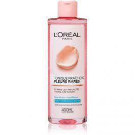 L'Oréal Paris Precious Flowers bőrtisztító víz normál és kombinált bőrre  400 ml