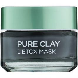 L'Oréal Paris Pure Clay detoxikációs maszk  50 ml