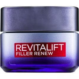 L'Oréal Paris Revitalift Filler éjszakai krém az öregedés ellen hialuronsavval  50 ml