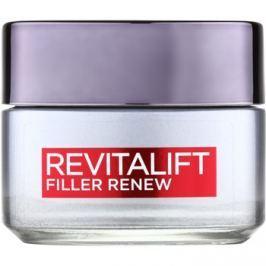 L'Oréal Paris Revitalift Filler Renew ránctalanító krém hialuronsavval  50 ml