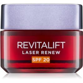 L'Oréal Paris Revitalift Laser Renew nappali krém a ráncok ellen SPF 20  50 ml