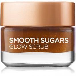 L'Oréal Paris Smooth Sugars Scrub peeling az élénk bőrért  50 ml