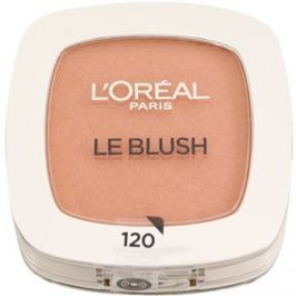 L'Oréal Paris True Match Le Blush arcpirosító árnyalat 120 Sandalwood Rose 5 g