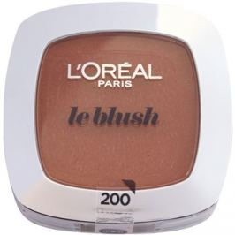 L'Oréal Paris True Match Le Blush arcpirosító árnyalat 200 Golden Amber 5 g