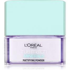 L'Oréal Paris True Match Minerals transparens púder matt hatással  10 g