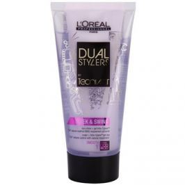 L'Oréal Professionnel Tecni Art Dual Stylers géles krém hajegyenesítésre  150 ml