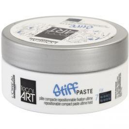 L'Oréal Professionnel Tecni Art Stiff formázó paszta matt hatással  75 ml
